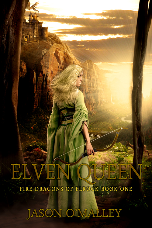 Premade Ebook Covers - Elves, Elf Queen, Archer, Fantasy, Epic Fantasy, Sword & Sorcery, Young Adult, Paranormal