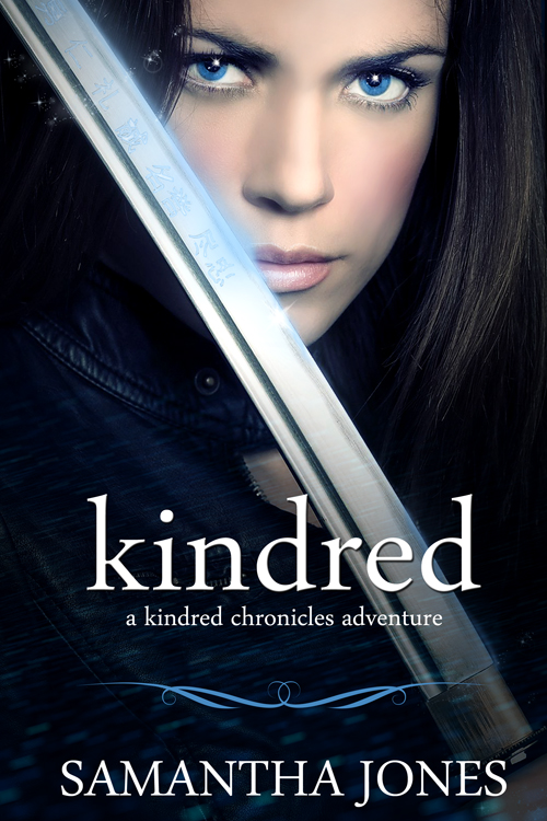 Premade Ebook Covers - Sword & Sorcery, Paranormal, Magic, Fantasy, Fairy Tale, Young Adult, Witches, Shifters, Elves, Fairies, Romance, samurai sword, woman warrior, kantana