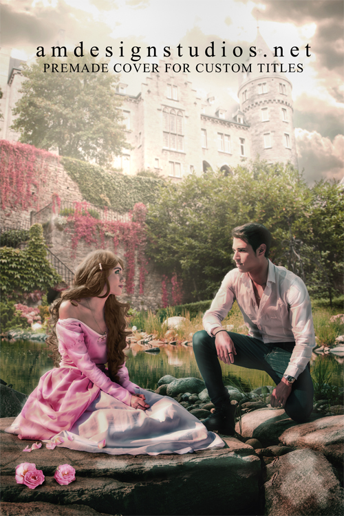 4127 Premade book cover for Fairy Tale, Paranormal Romance, Fantasy Romance, Young Adult, Magic