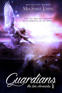 Premade Book Covers - Fantasy Angel Paranormal Magical Romance