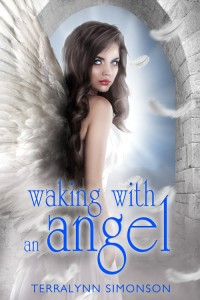 Premade Book Cover - Angel Fantasy Young Adult Teen New Adult Paranormal Romance