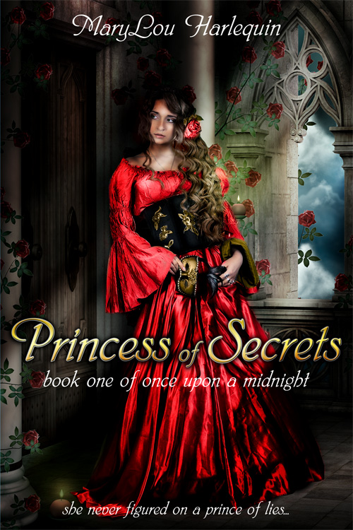 Premade Ebook Cover for Fantasy, Fairytale, Historical Romance cover