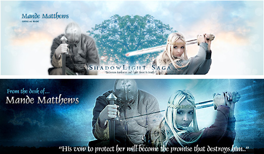 Graphic Banners and Headers for Authors