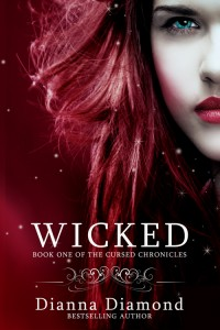 Premade Ebook Cover - vampires, witches, magic, young adult, mystery