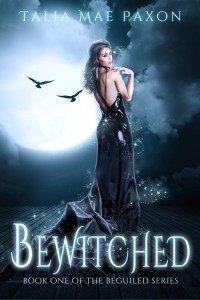Premade book cover - paranormal, witches, magic, new adult, urban fantasy, romance