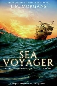 Premade ebook cover 4176 - sea adventure, mermaids, pirates, historical, sea voyage