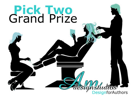 Win Free Copy Editing, Book Formating, or Synopsis Writing AND Author Branding or Cover Design