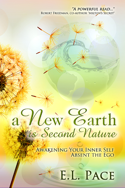 nonfiction spiritual book cover design