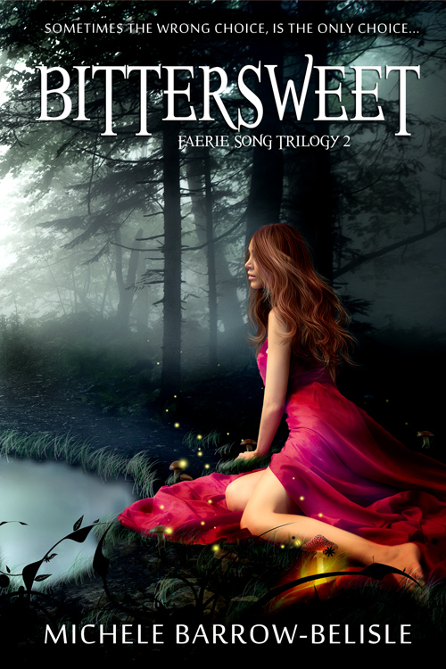 fairy fae book cover design