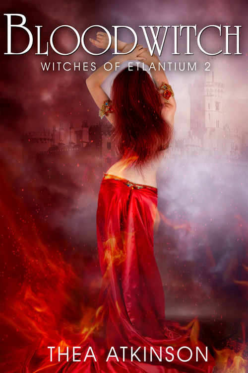 witches book cover art