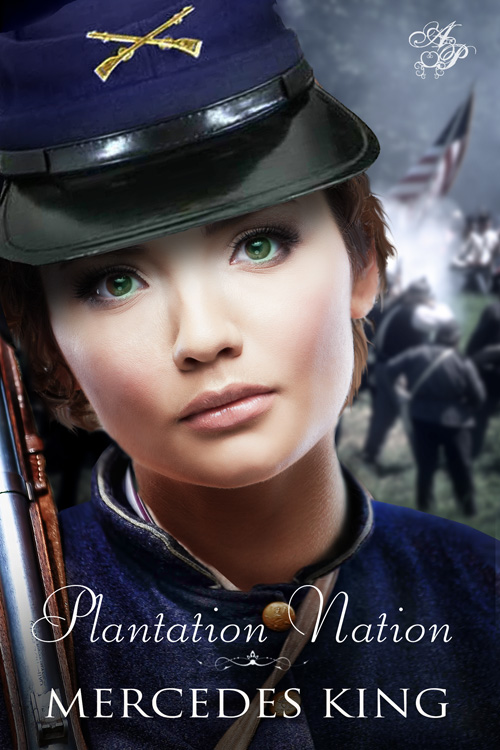 civil war historical book cover design
