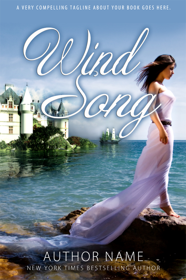Print or Ebook Cover for Romance, Historical, Fantasy, Young Adult, Women's Fiction ID3326
