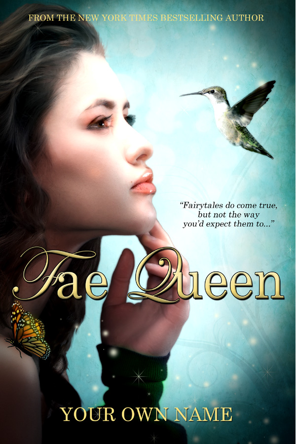 Premade 41000 ebook cover for Fairy, Fae, Paranormal, Romance, Fantasy